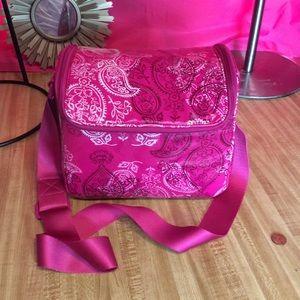 Vera Bradley lunch cooler bag